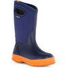 Bogs Kids Classic High Handle Navy